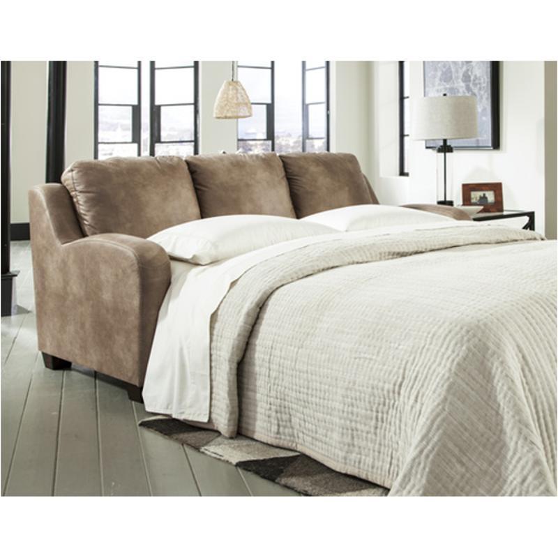 6000368 Ashley Furniture Alturo - Dune Queen Sofa Chaise Sleeper