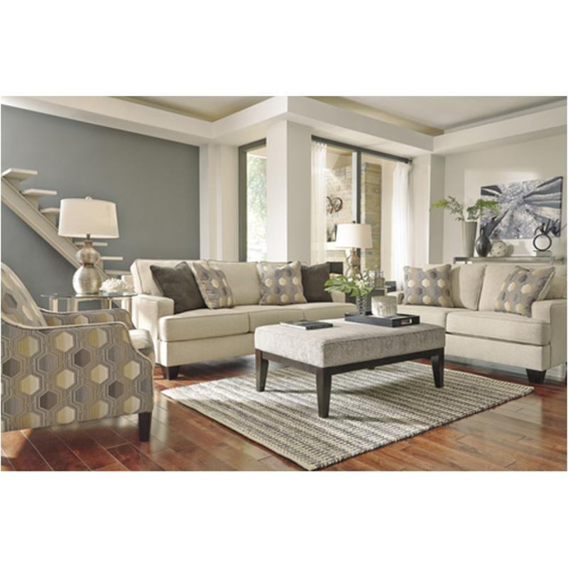 6140238 Ashley Furniture Brielyn Linen Living Room Sofa