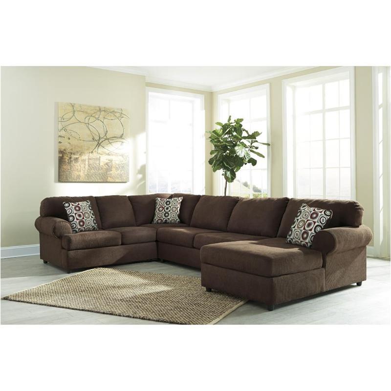 6490417 Ashley Furniture Jayceon Java Raf Corner Chaise