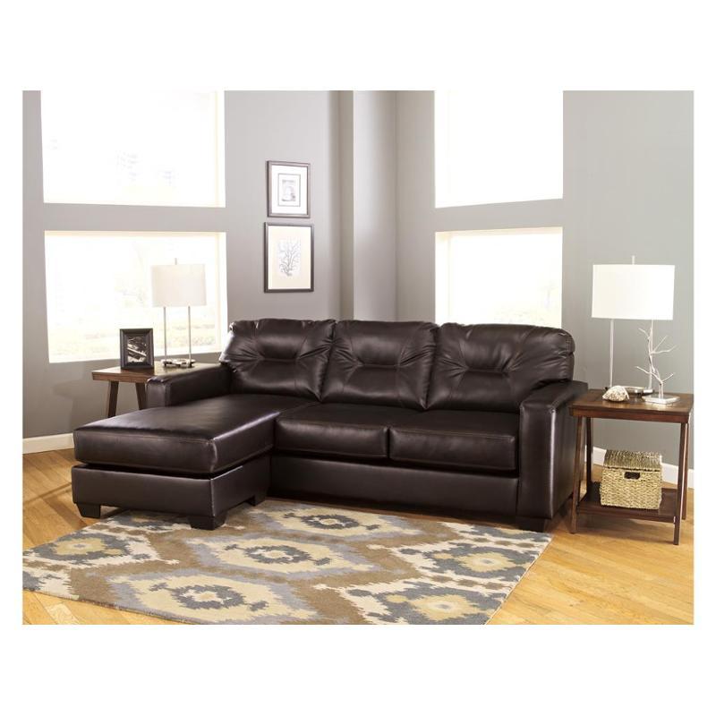 Ashley Furniture Alluvia Coffee Living Room Sofa Chaise