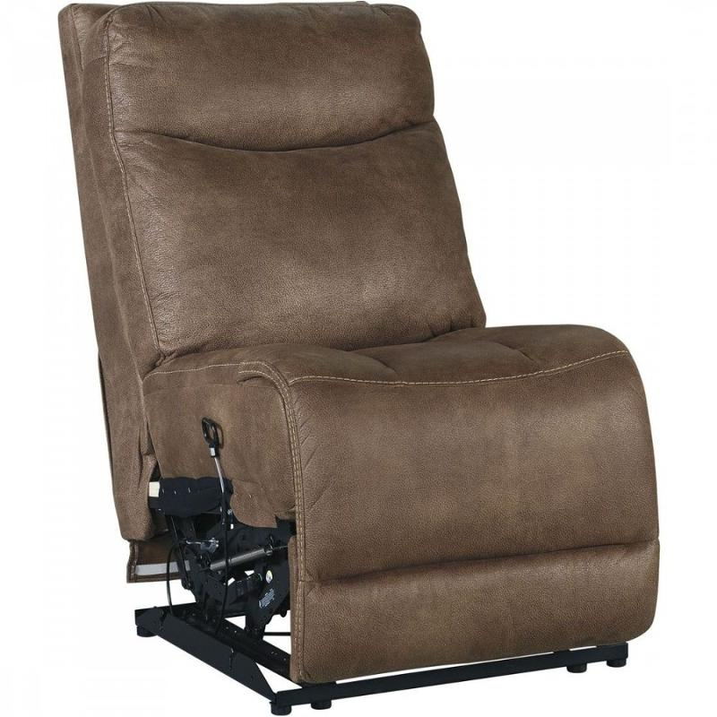 sc 1 st  Home Living Furniture & 7940019 Ashley Furniture Valto - Saddle Armless Recliner islam-shia.org