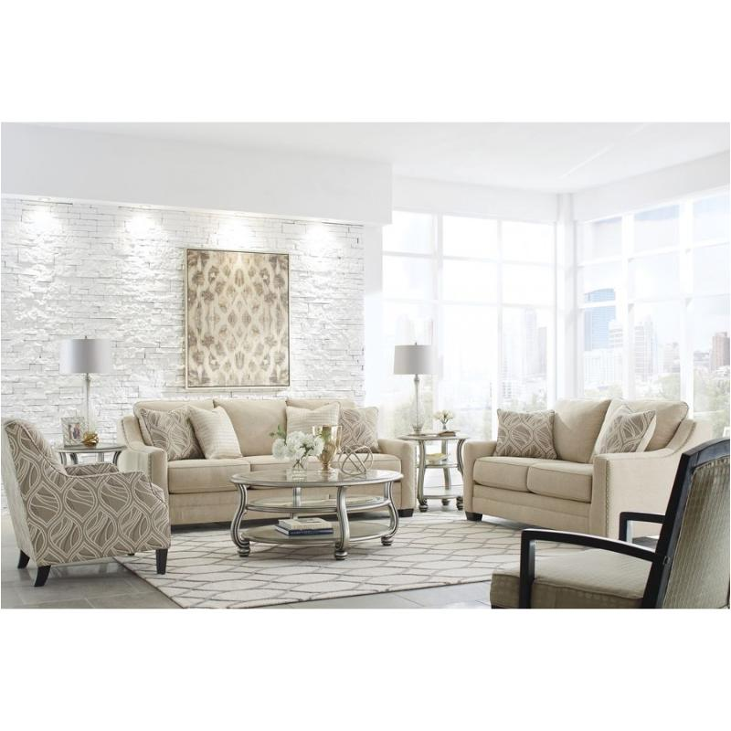 8160138 Ashley Furniture Mauricio Linen Living Room Sofa