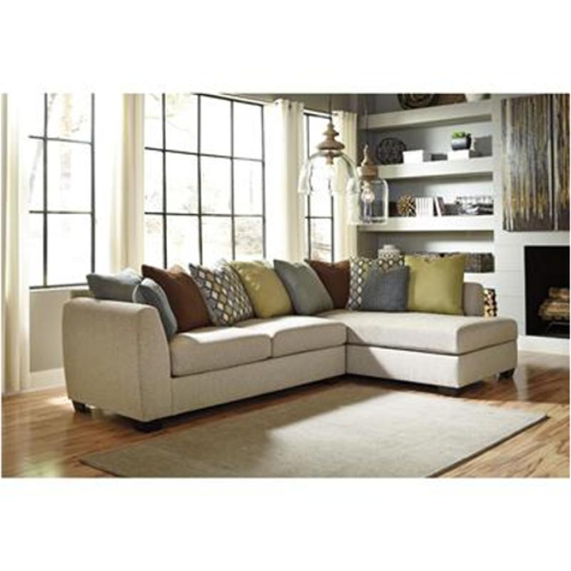 8290117 Ashley Furniture Casheral Linen Living Room Sectional