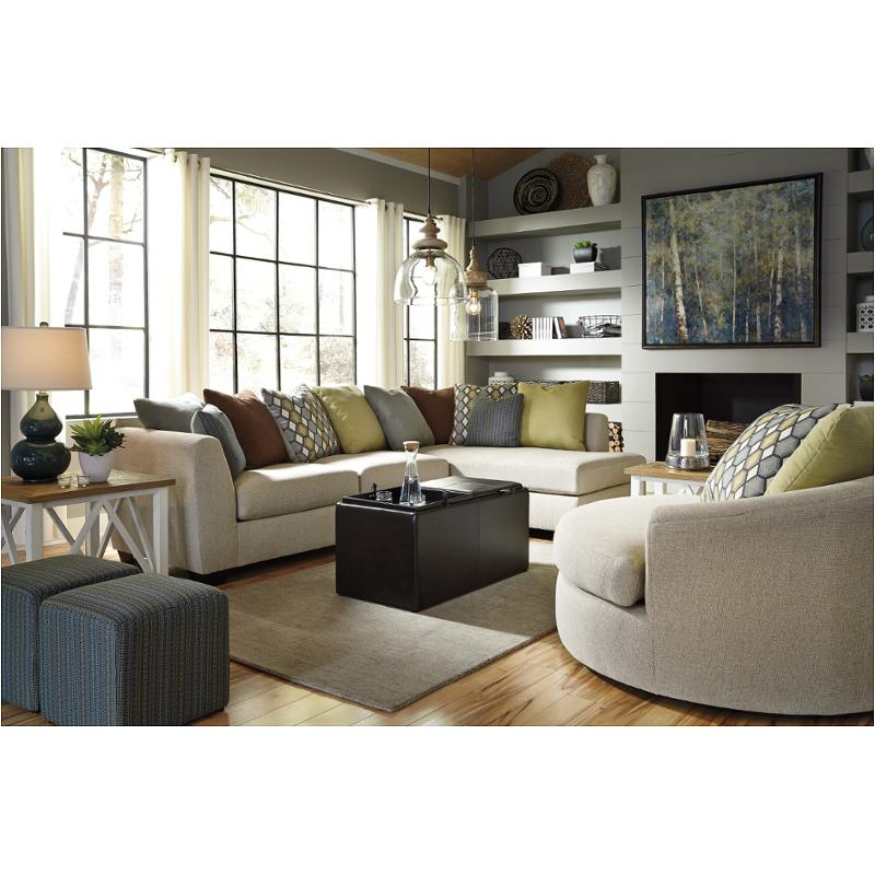 8290166 Ashley Furniture Casheral Linen Living Room Sectional