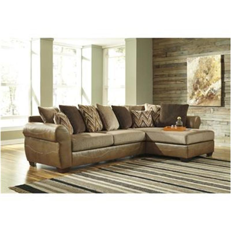 8630217 Ashley Furniture Declain Sand Raf Corner Chaise