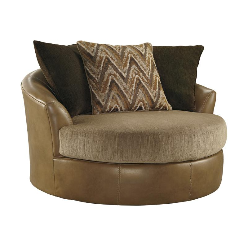 1050160 Ashley Furniture Kexlor Living Room Accent Chair: 8630221 Ashley Furniture Oversized Swivel Accent Chair