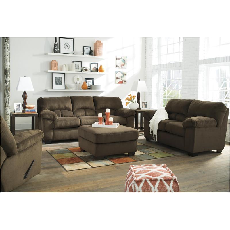 9540338 Ashley Furniture Dailey Chocolate Sofa