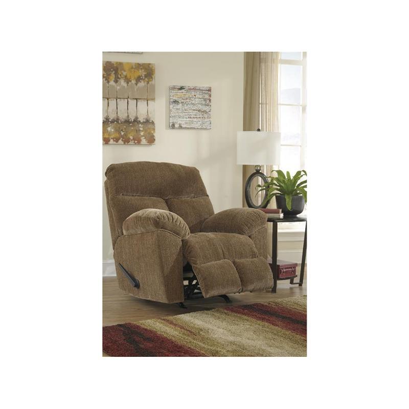 Super 9790325 Ashley Furniture Hector Caramel Rocker Recliner Beatyapartments Chair Design Images Beatyapartmentscom