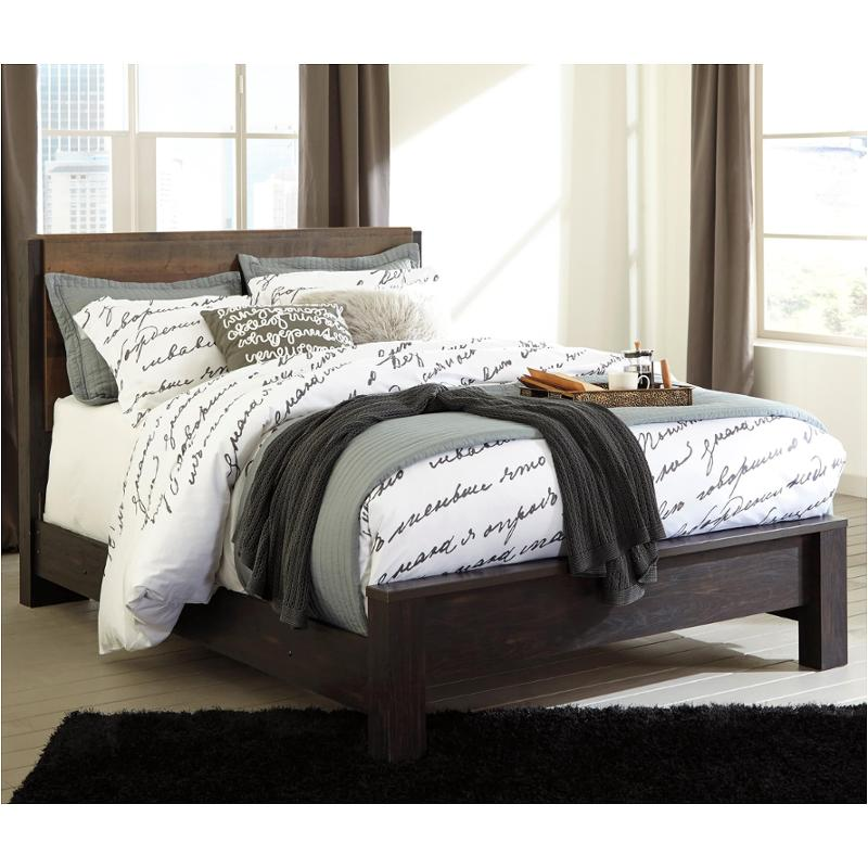 Ashley Furniture 14 Piece Package: B320-54 Ashley Furniture Queen Panel Footboard