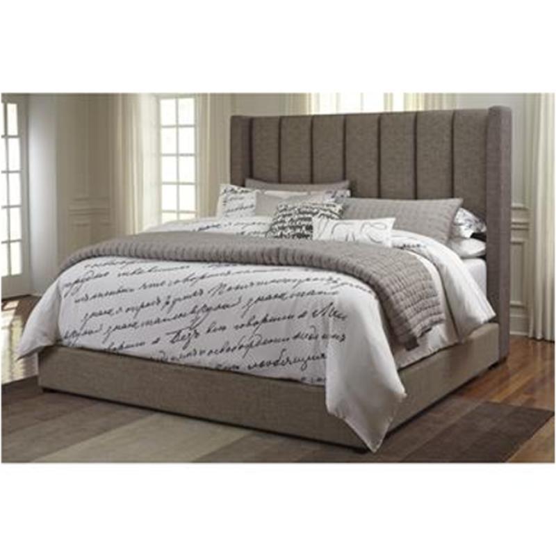 Ashley Furniture California: B600-878-ck Ashley Furniture California King Upholstered Bed