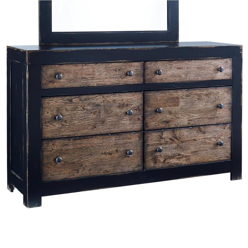 B653 31 Ashley Furniture Emerfield Two Tone Bedroom Dresser