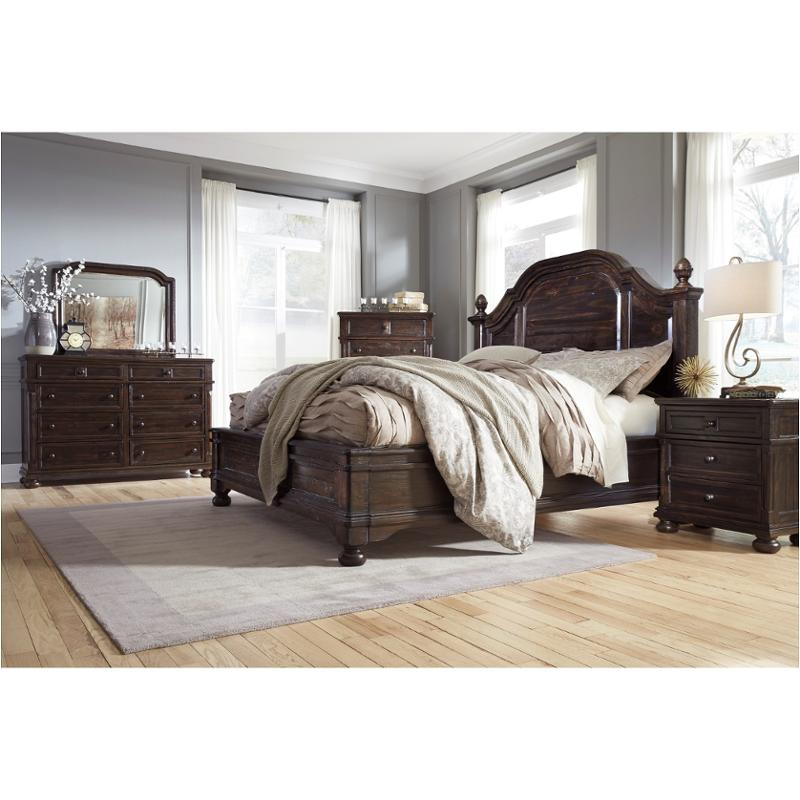 B657 77 Ashley Furniture Queen Upholstered Bed: B657-57 Ashley Furniture Gerlane