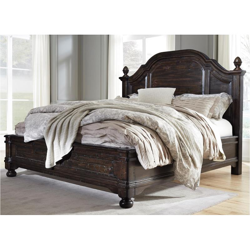 Ashley Furniture California: B657-58-ck Ashley Furniture California King Poster Bed