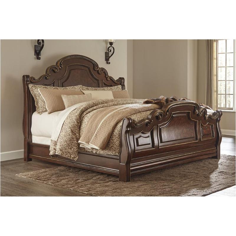 Ashley Furniture California: B715-58-ck Ashley Furniture California King Sleigh Bed