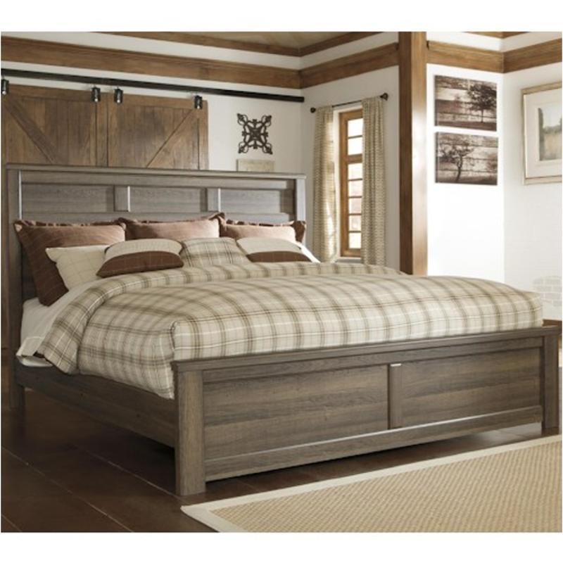 B251-58-ck Ashley Furniture California King Panel Bed