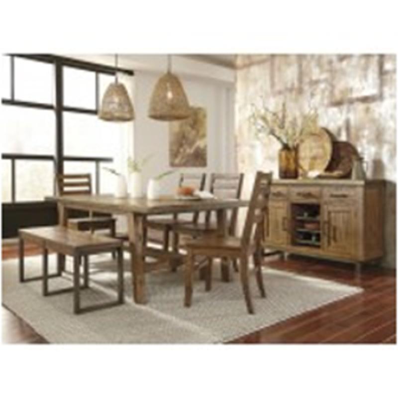 D663-25 Ashley Furniture Rectangular Dining Room Table