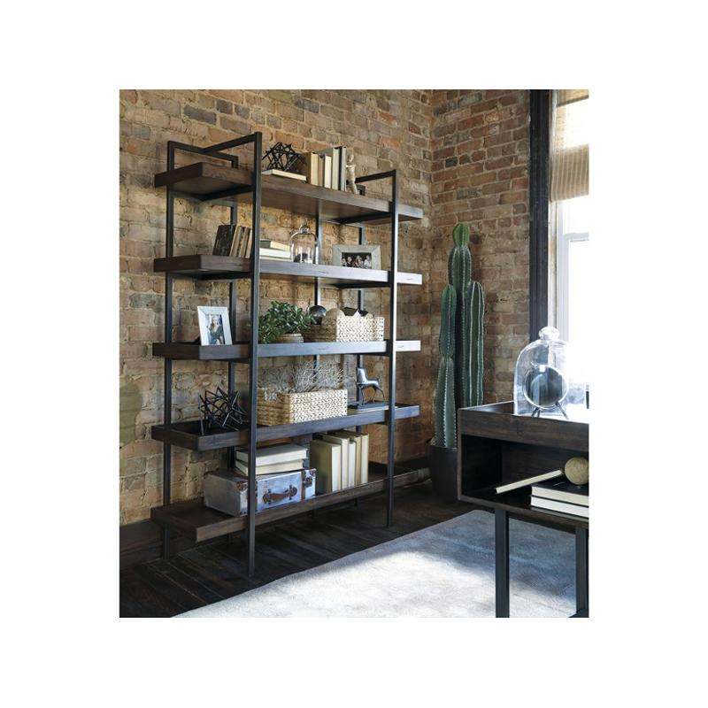 H633 70 ashley furniture starmore brown home office bookcase for Starmore ashley furniture bedroom