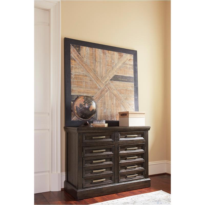 H636 60 Ashley Furniture Townser Grayish Brown Credenza
