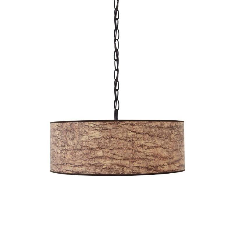 Ashley Furniture Sales Paper: L000048 Ashley Furniture Accent Lighting Paper Pendant Light