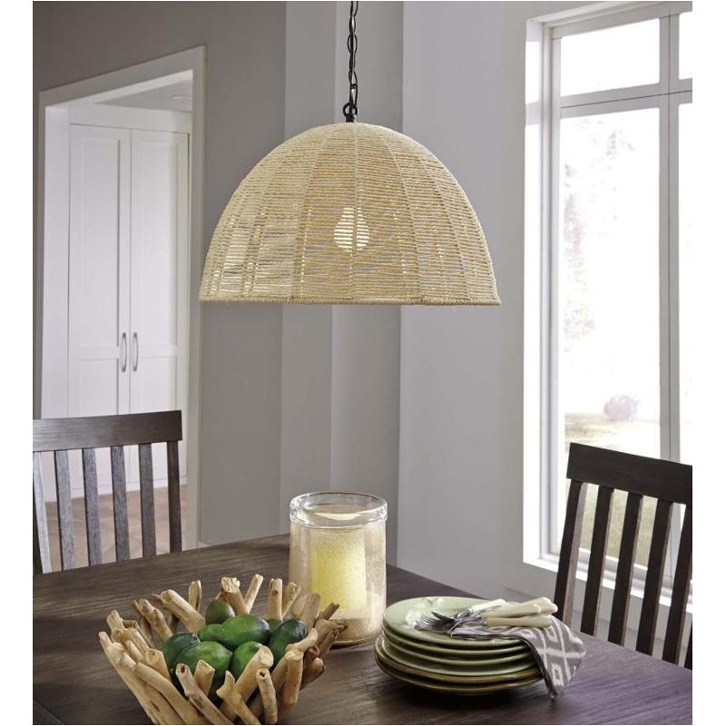 Ashley Furniture Sales Paper: L000338 Ashley Furniture Accent Lighting Paper Rope