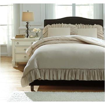 B551-78 Ashley Furniture Martini Suite King Platform Bed With Storage