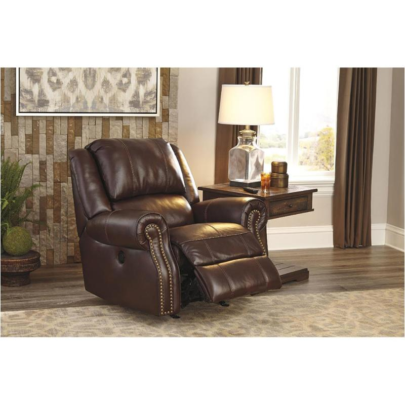Genial U7210098 Ashley Furniture Collinsville   Chestnut Living Room Recliner