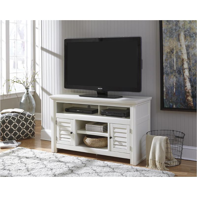 W662 28 Ashley Furniture Idonburg White Home Entertainment Tv Console