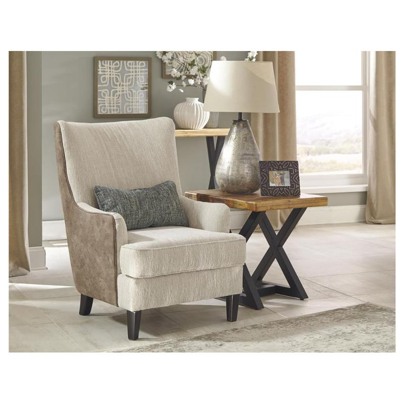 5540221 Ashley Furniture Silsbee   Sepia Living Room Accent Chair
