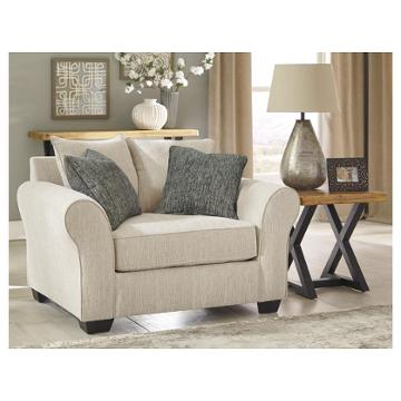 5540223 Ashley Furniture SilsbeeSepia Chair And A Half