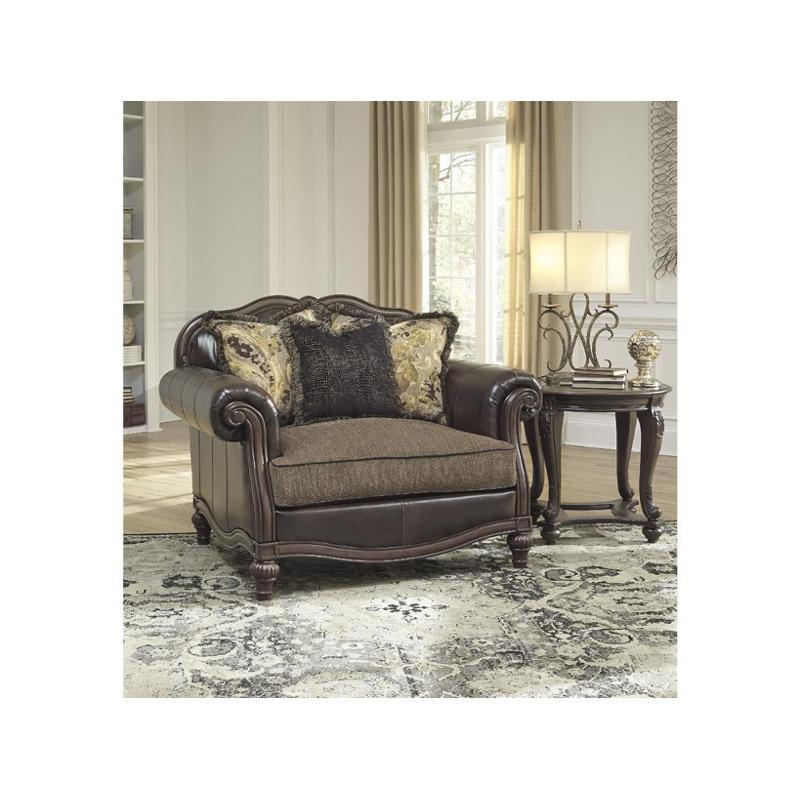 5560223 Ashley Furniture Winnsboro Durablend - Vintage Chair And A Half