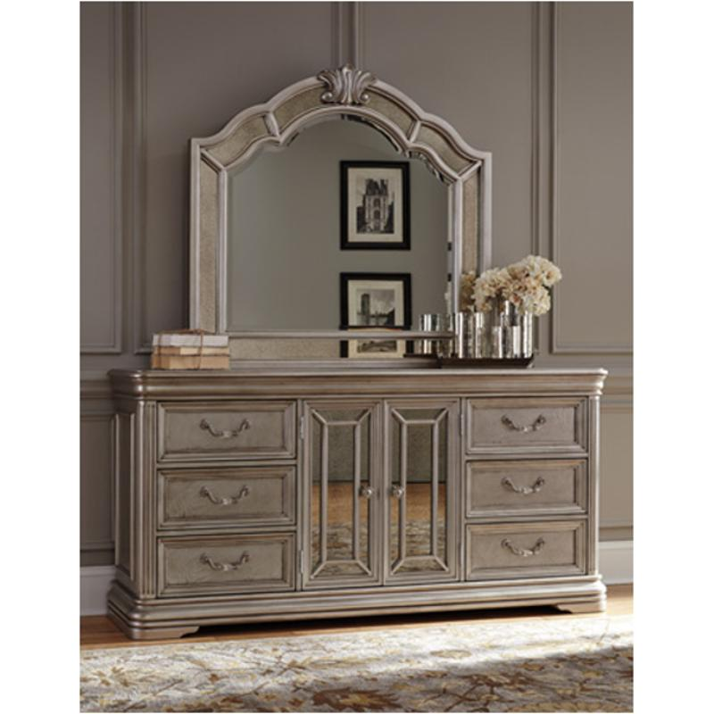 Ashley Home Furnature: B720-36 Ashley Furniture Birlanny Bedroom Mirror