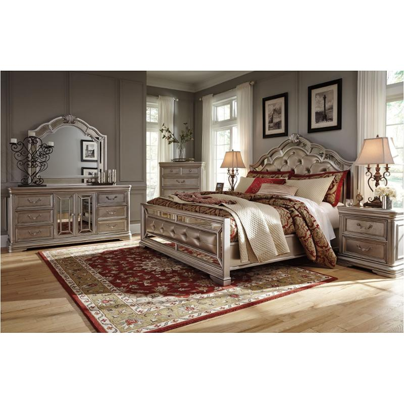 B720 57 Ashley Furniture Birlanny Bedroom Queen Upholstered Bed