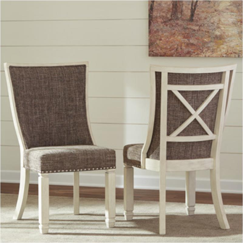 D647 02 Ashley Furniture Bolanburg Dining Room Dining Chair