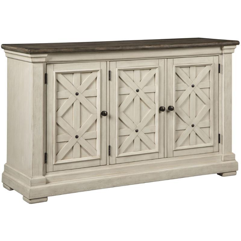 D647 60 Ashley Furniture Bolanburg Server