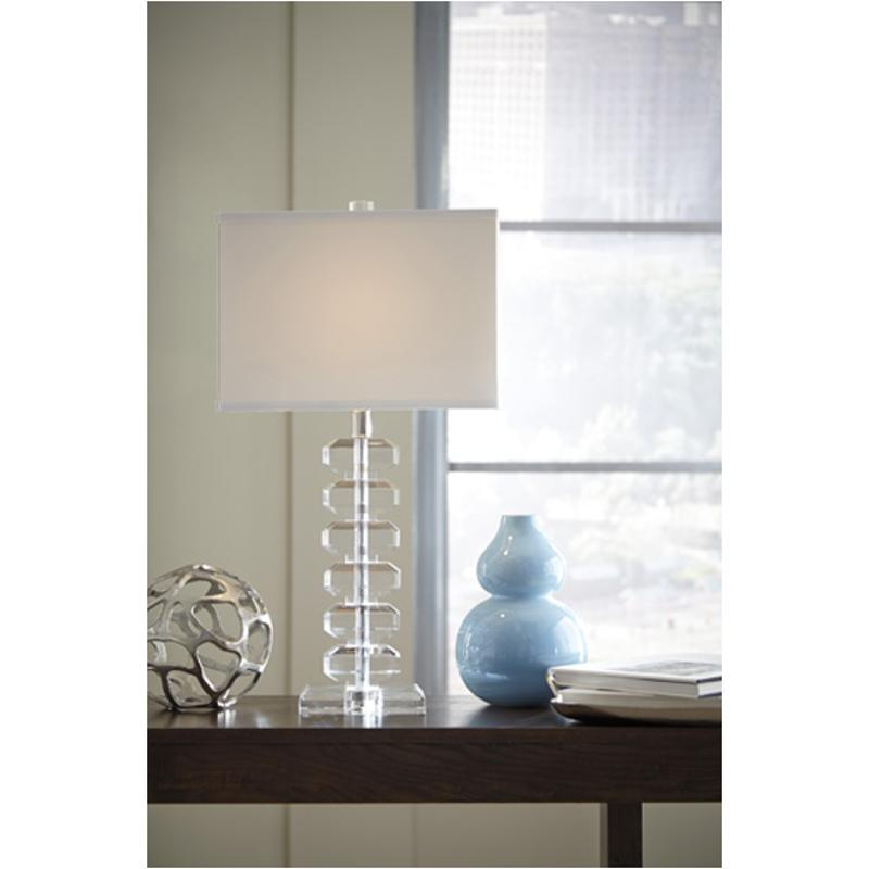 L428074 Ashley Furniture Accent Lighting Crystal Table Lamps