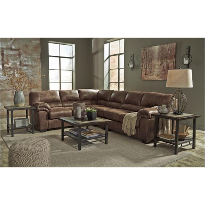 1200066 Ashley Furniture Bladen Coffee Laf Corner Sofa