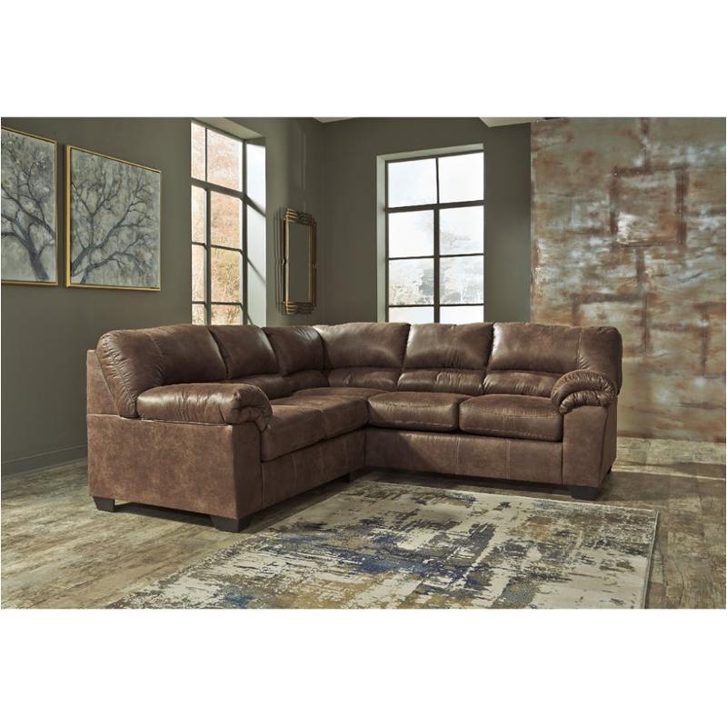 1200067 Ashley Furniture Bladen - Coffee Raf Corner Sofa