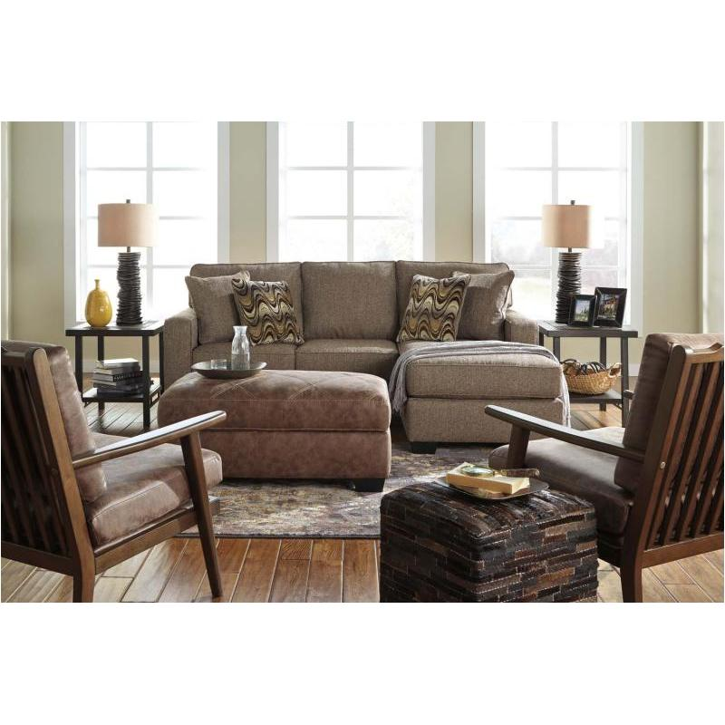 Ashley Furniture Discount Store: 1460218 Ashley Furniture Tanacra Living Room Sofa Chaise