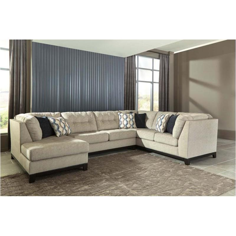 1500416 Ashley Furniture Beckendorf Living Room Chaise