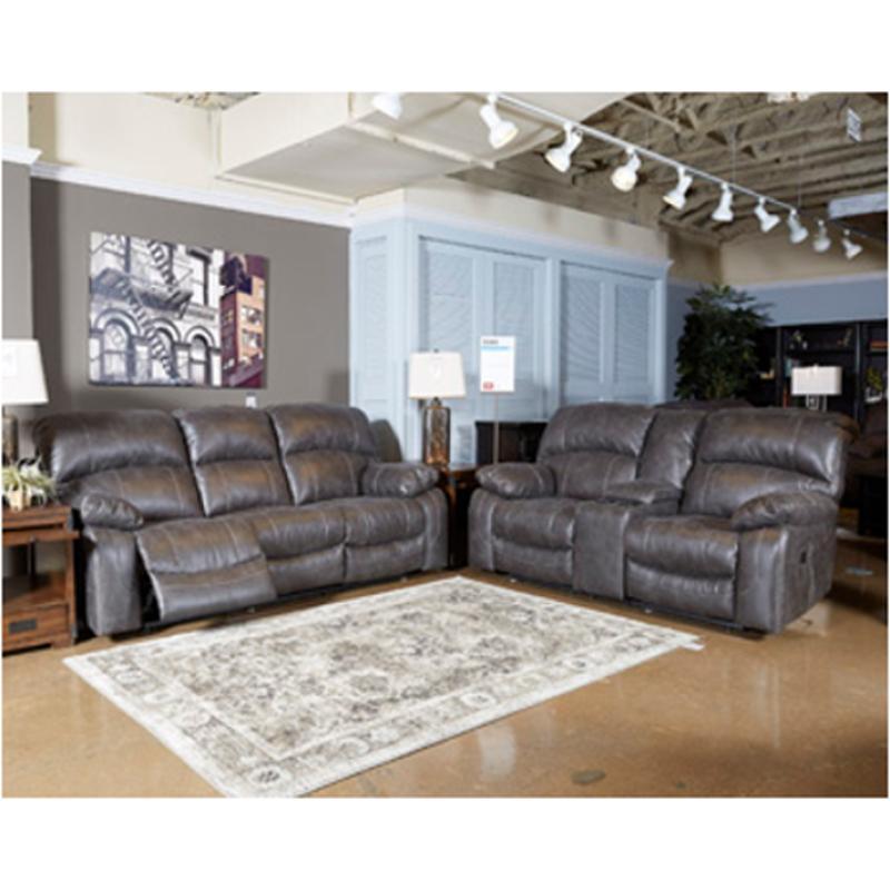 5160118 Ashley Furniture Dunwell   Steel Living Room Recliner