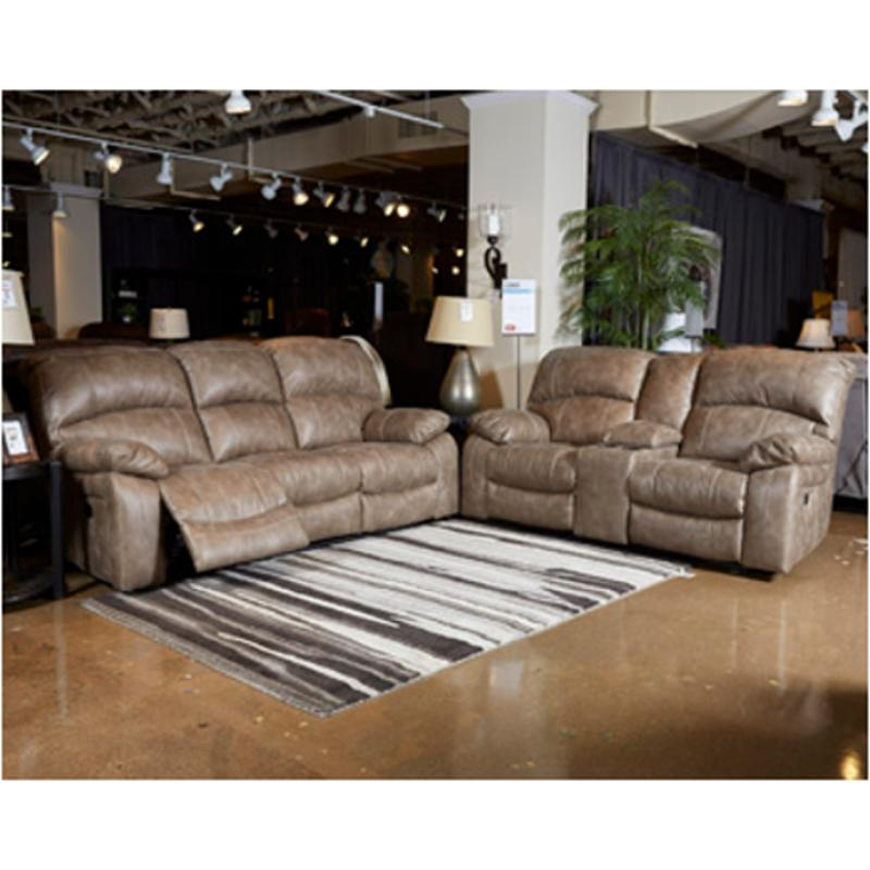 5160215 Ashley Furniture Dunwell Driftwood Recliner