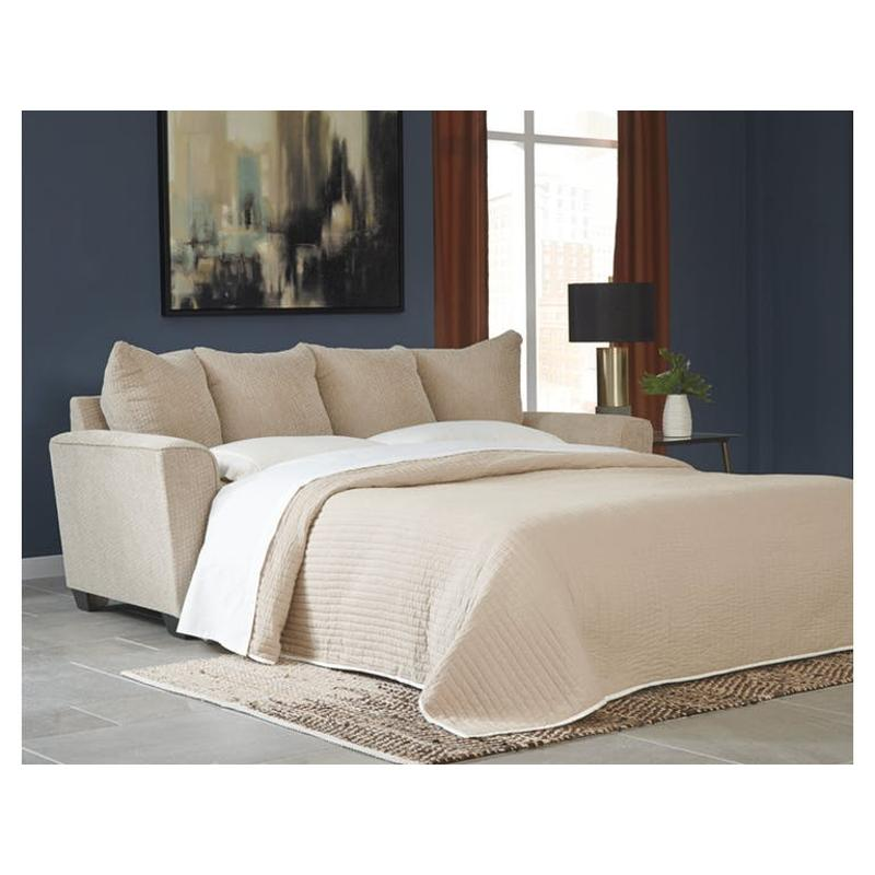 5700339 Ashley Furniture Wixon Putty Queen Sofa Sleeper