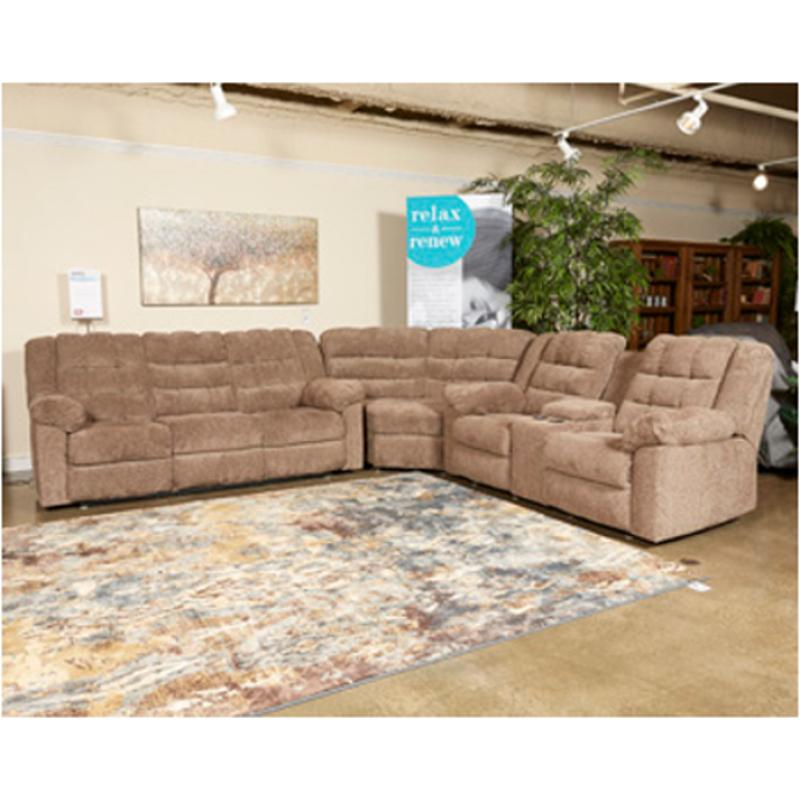 5840188 Ashley Furniture Workhorse Living Room Recliner  sc 1 st  Home Living Furniture & 5840188 Ashley Furniture Workhorse Living Room Reclining Sofa islam-shia.org
