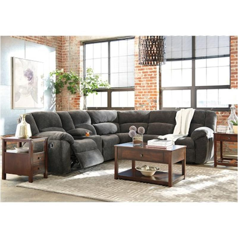 Prime 6190105 Ashley Furniture Timpson Slate Laf Double Reclining Loveseat With Console Theyellowbook Wood Chair Design Ideas Theyellowbookinfo