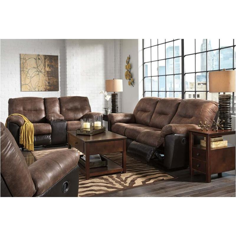 6520288 Ashley Furniture Follett Living Room Reclining Sofa