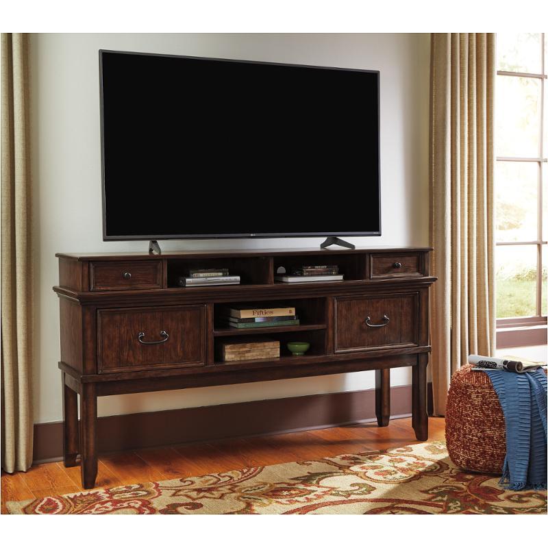 W478 68 Ashley Furniture Woodboro Home Entertainment Tv Console
