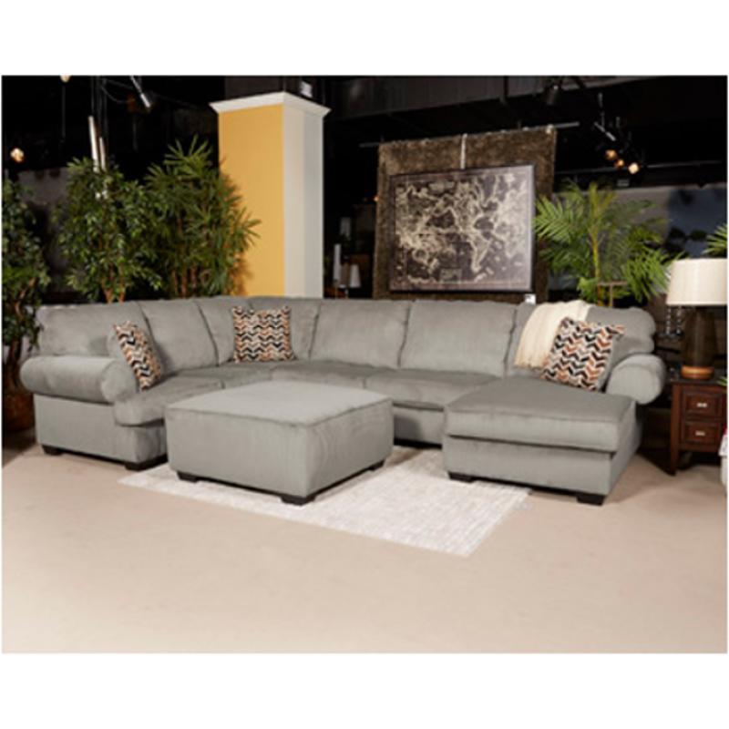 7250267 Ashley Furniture Jinllingsly   Gray Living Room Sofa