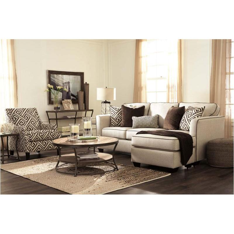8440118 ashley furniture carlinworth living room sofa chaise for Ashley chaise lounge sofa