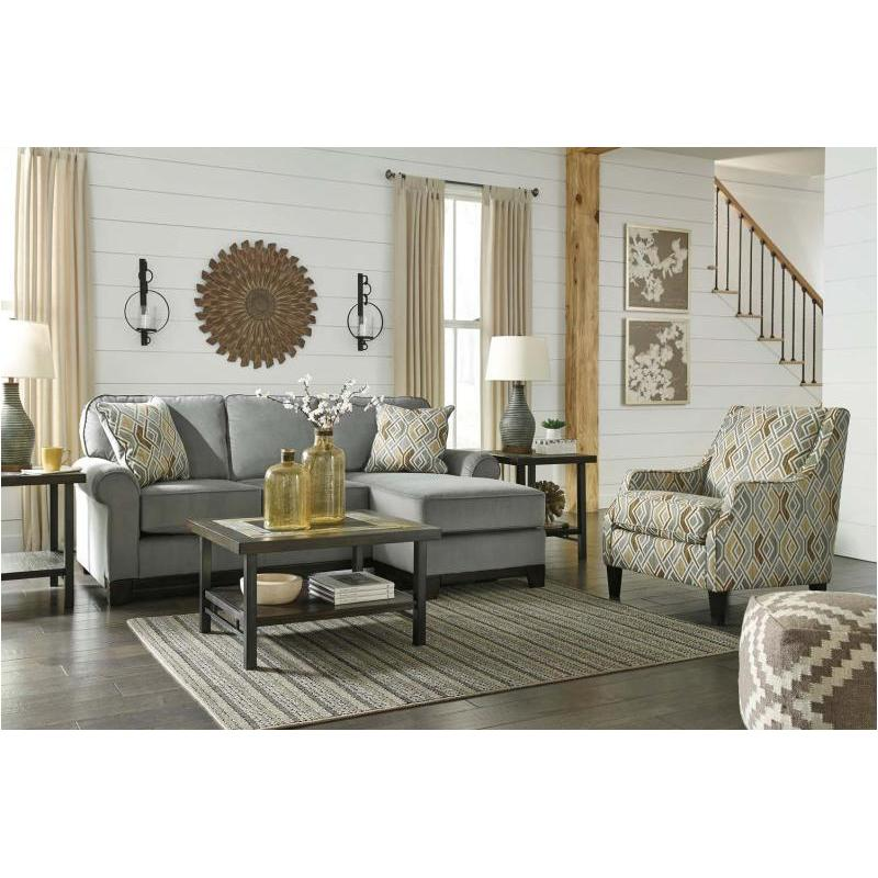 Ashley Furniture Benld Living Room Sofa Chaise