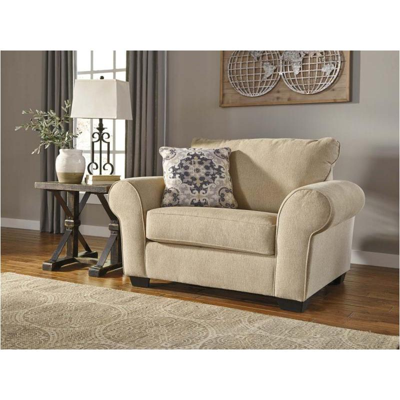 Ashley Furniture Closeout: 8490423 Ashley Furniture Denitasse Living Room Chair And A